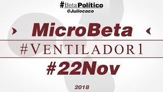 #Microbeta #Ventilador1 #22nov