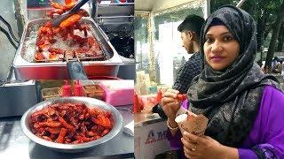 ভিডিও ব্লগ-৩   ঢাকা বিশ্ববিদ্যালয়ে ফুড ভ্যানের স্পাইসি পটেটো ওয়েজেস   Spicy Potato Wedges at DU