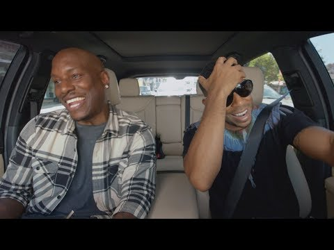Apple Music — Carpool Karaoke — Ludacris and Tyrese Preview