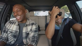 Apple Music — Carpool Karaoke — Ludacris and Tyrese Preview