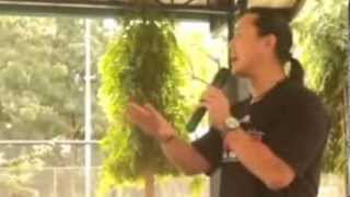 Barangay Ginebra Christmas Party 2013: Coach Alfrancis Chua's message to the fans