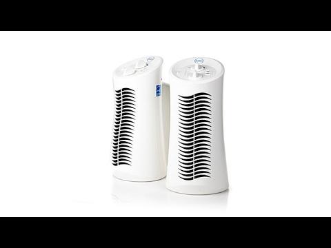 Febreze Compact Tower Air Purifier 2pack