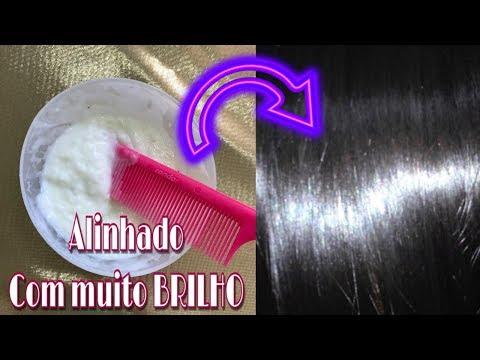 COMO TIRAR TODO VOLUME DO CABELO! REDUTOR DE VOLUME CASEIRO להורדה