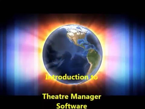 Introduction To Theatre Manager Software