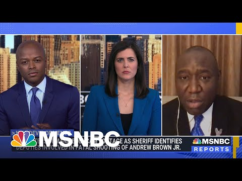 """""""There's Two Justice Systems in America,"""" Says Andrew Brown, Jr. Family Attorney Ben Crump 
