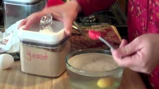 Sabayah Yemenese Layered Flat Bread How To Make Part:1