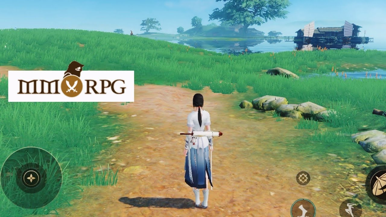Download Top 11 Best MMORPG Android, iOS Games 2021 #2