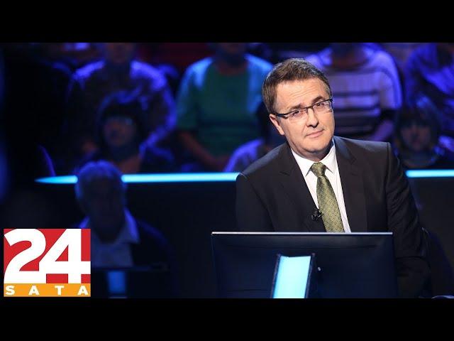 Tarik Filipović: 'Opet ćemo igrati Bitange i princeze' | 24 pitanja