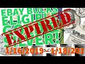 Ebay Bucks Eligible Gold & Silver Deals 1/16/2019 to 1/18/2019