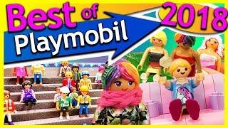 Playmobil DIY Highlights 2018 | Jahresrückblick | Pimp my Playmobil | Best of | Klamotten, Möbel