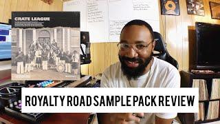 Royalty Road Sample Pack Review (making a boom bap beat fl studio 20)