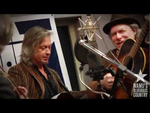 Buddy Miller & Jim Lauderdale - It Hurts Me [Live at WAMU's Bluegrass Country]
