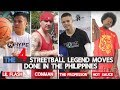 4 STREETBALL MOVES FROM CONMAN, PROFESSOR, HOT SAUCE & LIL FLASH
