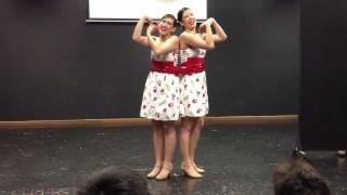 Mina Kaye and Samantha Jean Kwok - We Share Everything (Side Show)