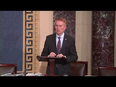 A Moving Pro-Life Speech by Senator James Lankford