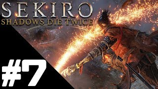 Sekiro: Shadows Die Twice Walkthrough Gameplay Part 7 - PS4 1080p/60fps No Commentary
