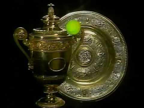 1989 Wimbledon SF Graf vs Evert