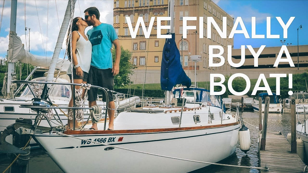 WE BUY A TARTAN 37 SAILBOAT | Sailing Soulianis - Ep  6