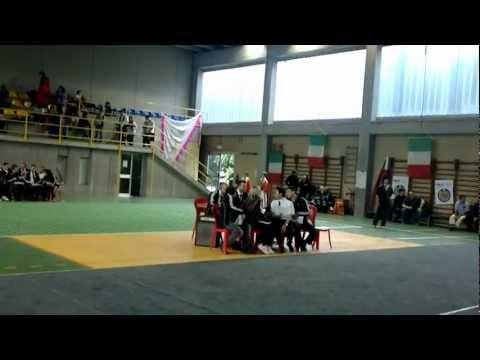 Pudao - Francesco Suriano - 2° Classificato Campionato Italiano Wushu Tradizionale 2012