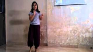 Radha Tera thumka by Hitiksha