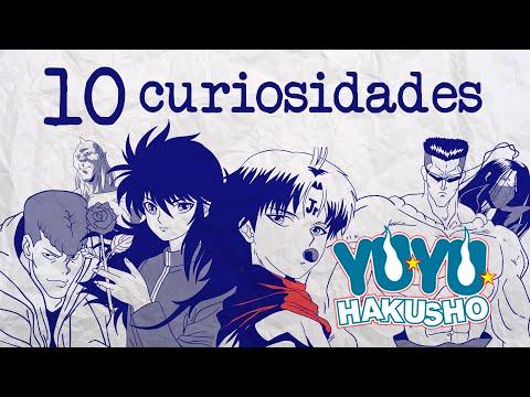 10 curiosidades sobre Yu Yu Hakusho que você não sabia!
