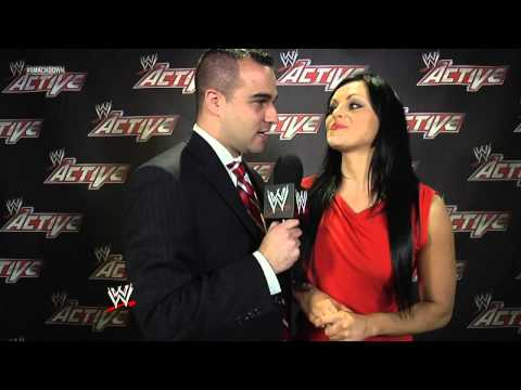 Aksana wants to know a secret: WWE App Exclusive