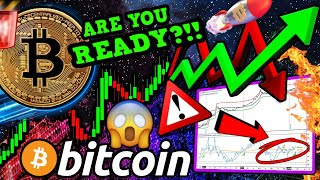 WARNING!!! BITCOIN EXTREME VOLATILITY IMMINENT!!! BTC WILL MAKE HISTORY IN 5 DAYS!!!