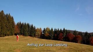 Kult-V von Tangent, 3,4m,  Flitschenstart-Landetechniken