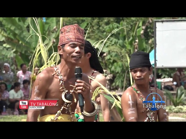 Ragam Tabalong - Tradisi Bagunung Perak Dayak Ma'anyan Part 1