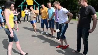 ч.1. Свадьба Андрей+Валентина, день 2, конкурс