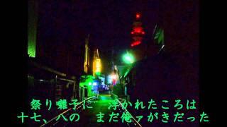 高倉健 - 男の裏町