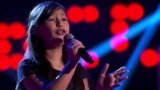 La Voz Kids | Mónica Canedo canta 'True Colors' en La Voz Kids