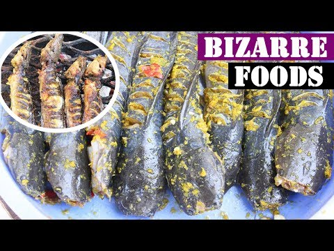 Grilled Catfish/Amazing  Catfish  Recipes Episode #1| Bizzare Food In Asia