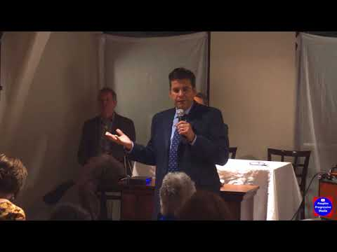 Santa Fe Ward 5A Democratic Gubernatorial Candidates Forum - Introductions