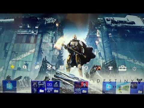 New Ps4 Udate 4.50 - How to setup & Transfer Games To A External Harddrive