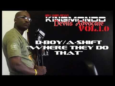 FLINT CITY MUSIC RADIO: D-BOY & A-SHIFT