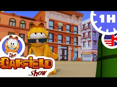 THE GARFIELD SHOW - 1 Hour - Compilation #04