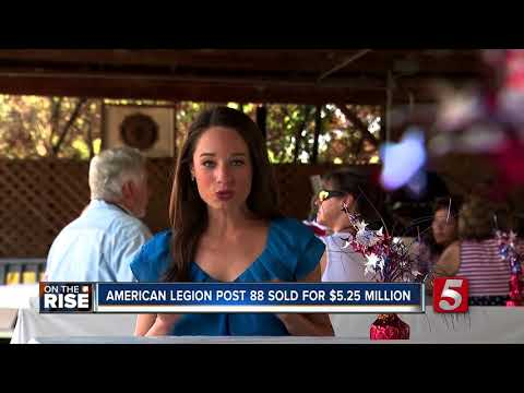 American Legion Post 88 To Be Sold For $5.25 Million - On The Rise