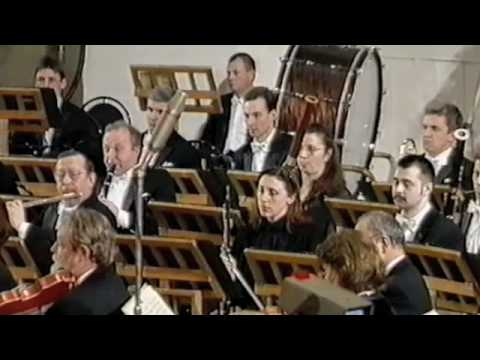 Glazunov Concerto.Dmitri Berlinsky. Part 1