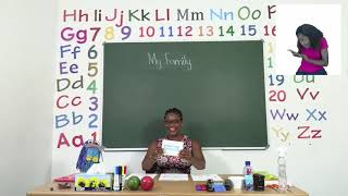 My Zone Online School 2021: Grade 1 - Week 1 - Lesson 2 (Sightwords, days of the week and pronouns)