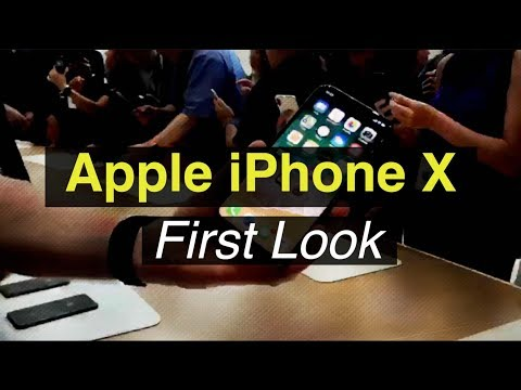 Download Youtube: Apple iPhone X First Look: The Future iPhone Is Here