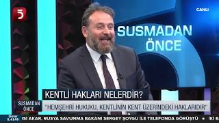 SUSMADAN ÖNCE - Muammer Bilgiç Veysel İlhan - 10.01.2019