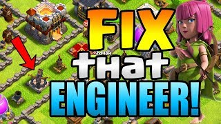 RUNE of ELIXIR!  Fix that Engineer ep4 | Clash of Clans