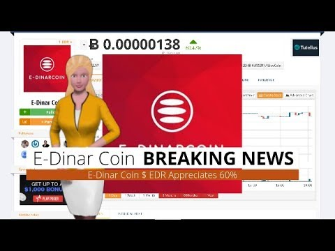 e dinar coin cryptocurrency