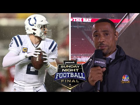 'Aggressive' Indianapolis Colts upend struggling San Francisco 49ers on SNF   NBC Sports