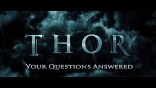 Thor Movie: Director Kenneth Branagh Answers Fan Questions