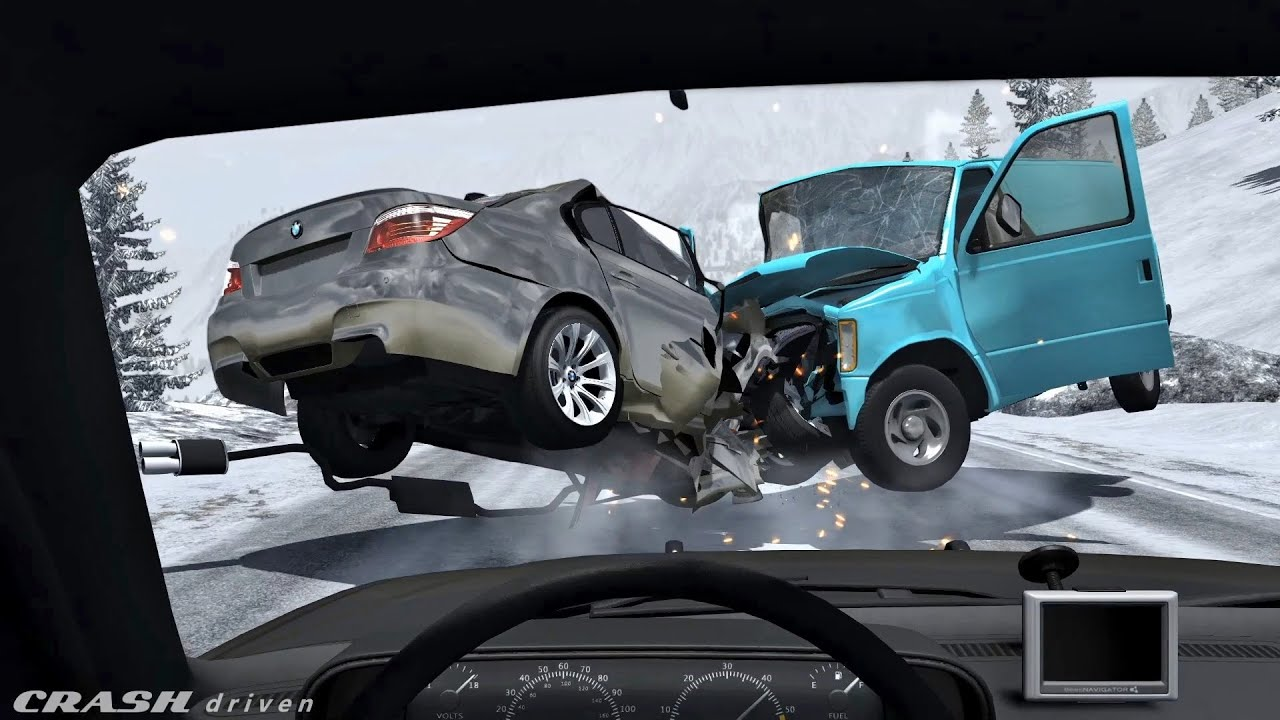 Beamng Car Crashes