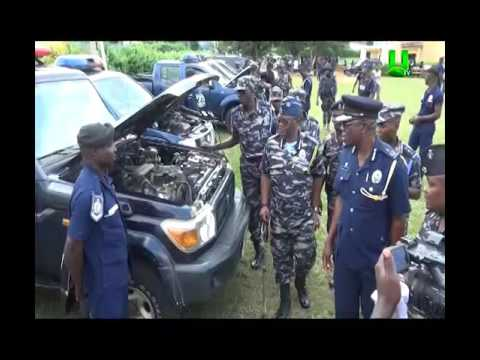 IGP Assesses Police Readiness In Eastern Region