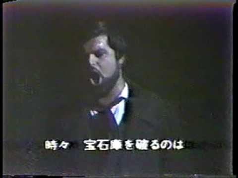 Peter Dvorsky - La Boheme - Che gelida manina