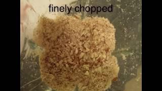 Flipagram - Banana Blondie Protein Pucks